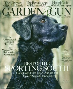 via Garden and Gun Magazine